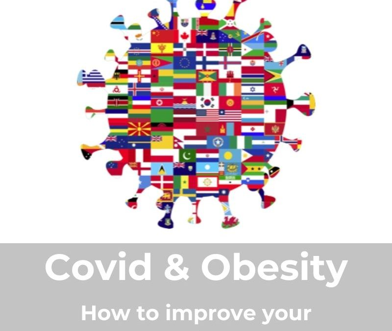 Coronavirus – Obesity increases risks from COVID-19